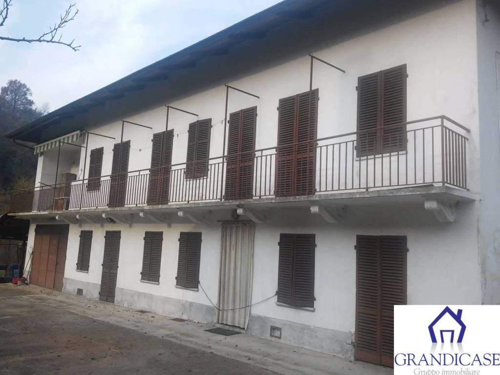 foto Facciata Single family villa via Cocconato, Monteu da Po
