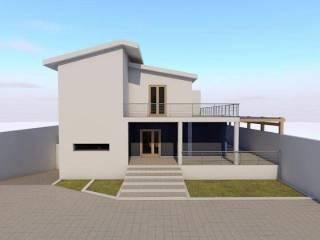 Foto - Villa, nuova, 400 mq, Villa di Briano