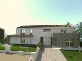 Foto - Villa, nuova, 130 mq, Povegliano