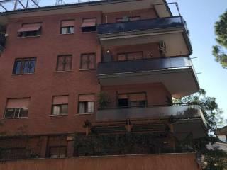 Foto - Quadrilocale via Del Casale Giuliani 81, Conca d'Oro - Valli, Roma