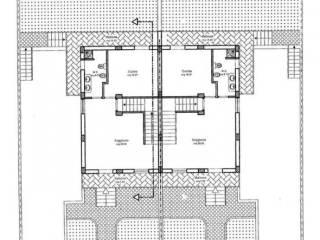 Photo - Villetta a schiera 5 rooms, new, Vitulazio