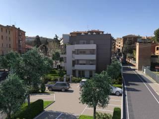 Foto - Appartamento nuovo, terzo piano, Savena, Bologna
