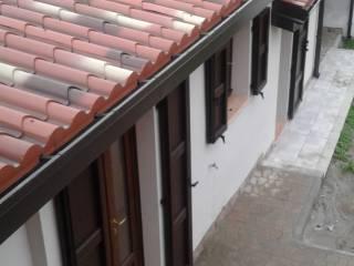 Foto - Villetta a schiera via Luigi Cantoni 20, Viadana
