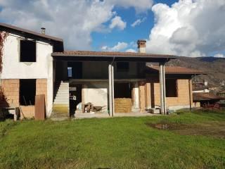 Foto - Casa indipendente 325 mq, da ristrutturare, Sabbio Chiese