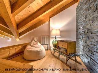 Foto - Attico / Mansarda via Acero 5, Campodolcino