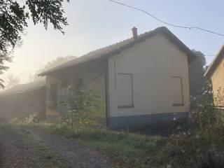 Foto - Casa indipendente via del Castello, Montemarzino