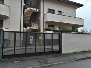 Foto - Box / Garage via Giacomo Puccini 2, Cazzaniga - Ospedale, Monza