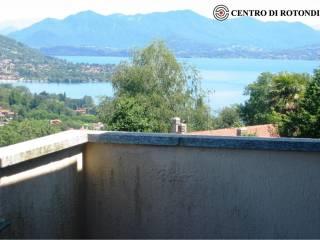 Foto - Trilocale via Ghevio Dagnente 25, Ghevio, Meina