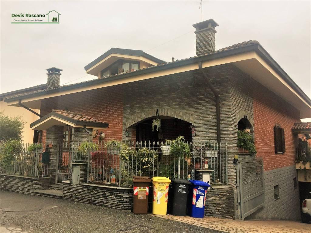 foto casa Villa unifamiliare corso Italia, Robassomero