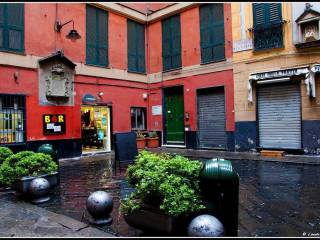 Foto - Appartamento piazza del Campo, Prè, Genova