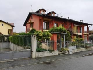 Foto - Villa a schiera via Giovanni Armandi, Savigliano
