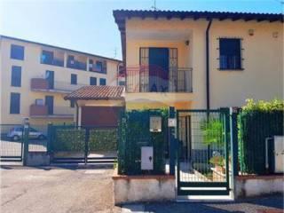 Foto - Villetta a schiera 5 locali, Gerenzago