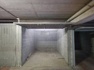 Foto - Box / Garage via Giuseppe Garibaldi 21, Novi Ligure