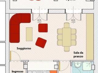 Foto - Attico / Mansarda piazza Vittore Carpaccio, Grado