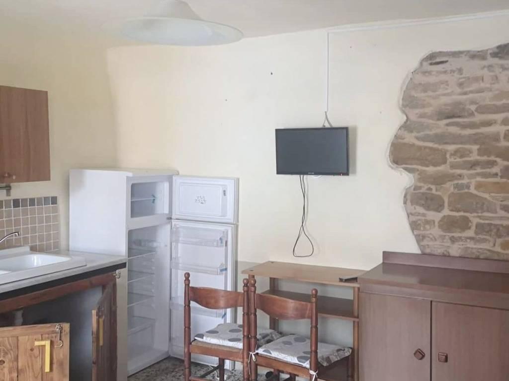 foto soggiorno con cottura Detached house Località Chiani 13, Arezzo