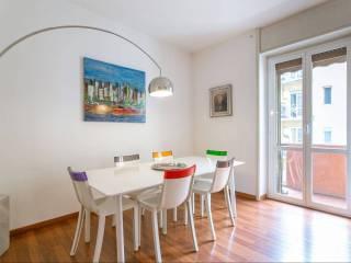 Foto - Quadrilocale ottimo stato, quarto piano, Solari, Milano