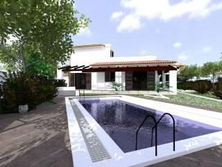 Foto - Villa, nuova, 80 mq, Perd'e Sali, Sarroch