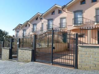 Foto - Villa a schiera via del Passeggio, Forano