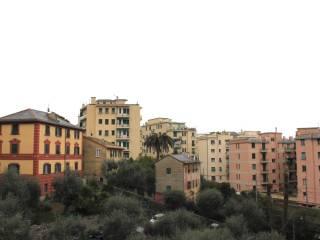 Foto - Trilocale via Lorenzo Ghiglini, Quinto, Genova