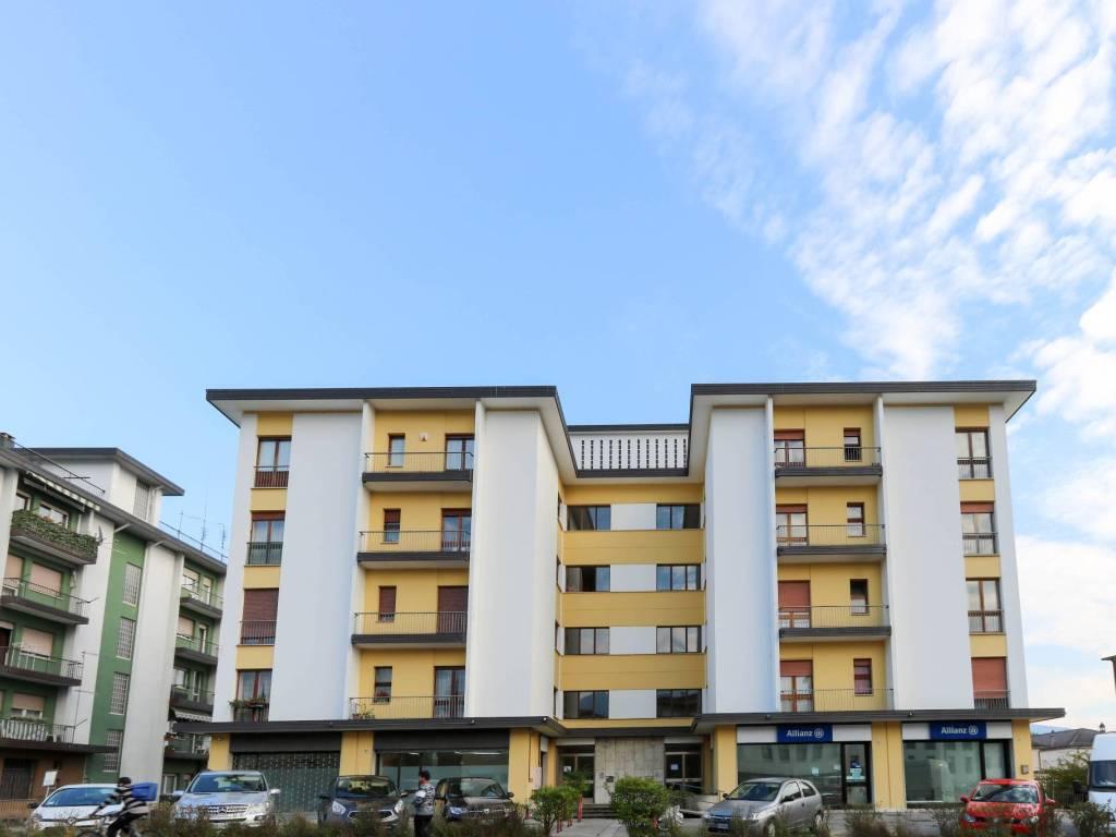foto facciata Attico / Mansarda via Vittorio Veneto 42, Belluno