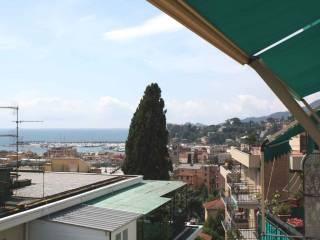 Foto - Quadrilocale salita Sant'Agostino, Cerisola, Rapallo