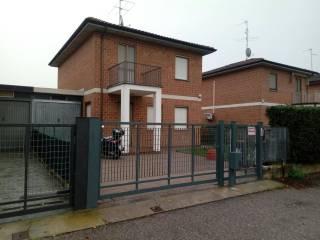 Foto - Villetta a schiera via Borgo Franco 7, Villanova Monferrato