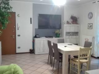 Photo - 3-room flat good condition, ground floor, Ricengo