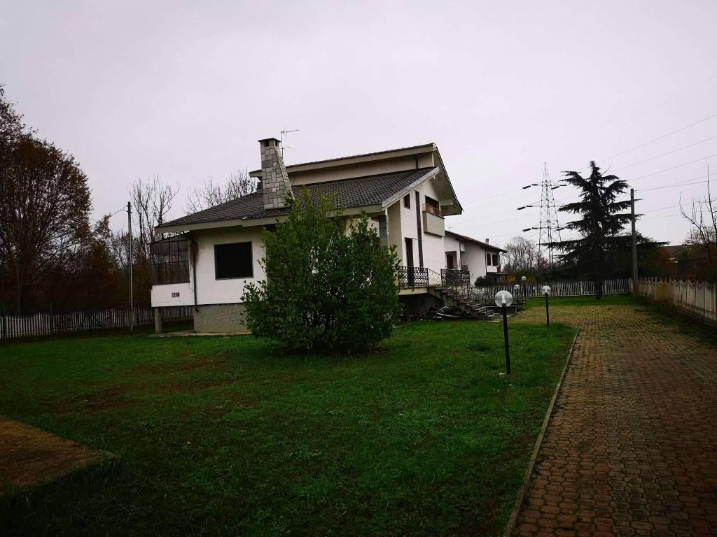 foto  Single family villa via vespucci 3, San Gillio