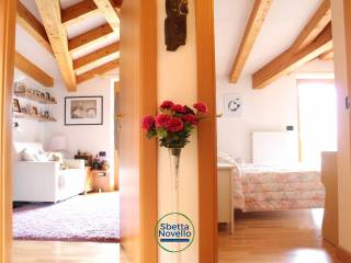 Foto - Quadrilocale via della Madona Mora 17-1, Borgo Valsugana