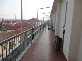 Foto - Attico / Mansarda ottimo stato, 80 mq, Piazza Garibaldi, Alessandria