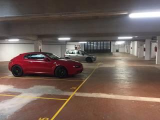 Foto - Box / Garage corso Cento Cannoni 61, Piazza Genova, Alessandria