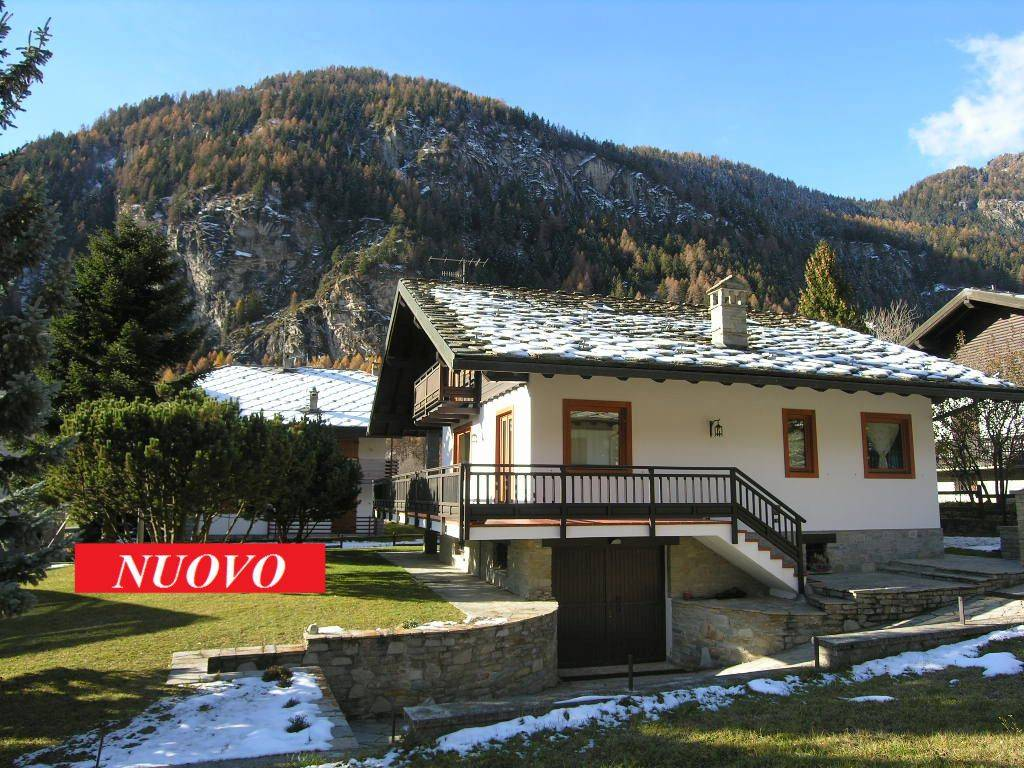 foto  Single family villa Hameau Escarra 57, Brusson