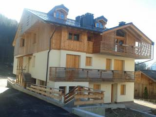 Foto - Trilocale via 1 Piain, Val di Zoldo