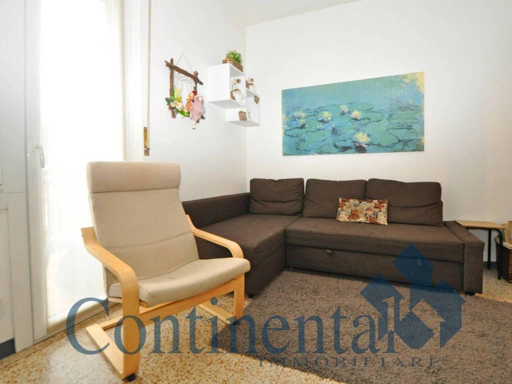 foto soggiorno 4-room flat via Roma 33, Piazza Brembana