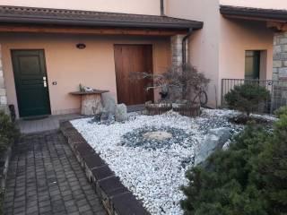 Foto - Villetta a schiera 5 locali, buono stato, Gianico