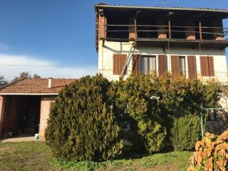 Foto - Casa indipendente via Guglielmo Marconi 12, Lusigliè
