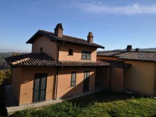 Foto - Villetta a schiera via del Castello 3, Gazzola