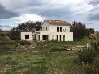 Foto - Casa indipendente 250 mq, nuova, Porto Sant'Elpidio