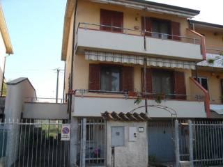 Foto - Villetta a schiera via Maria Montessori, Mulazzano