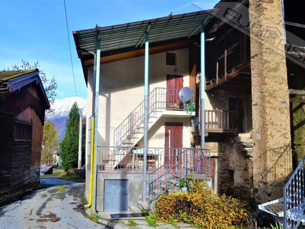 foto Esterna Detached house frazione Cro, Perrero