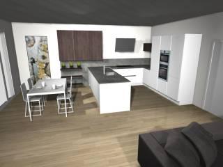 Photo - Apartment in villa, new, 194 sq.m., Castelli Calepio