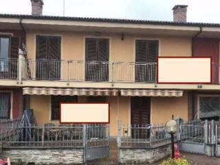 Foto - Villetta a schiera  Strada Vicinale via Vecchia..., Centallo