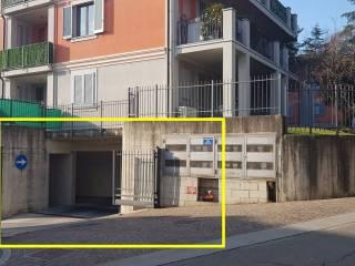 Foto - Box / Garage via Camillo Benso di Cavour 17, Missaglia