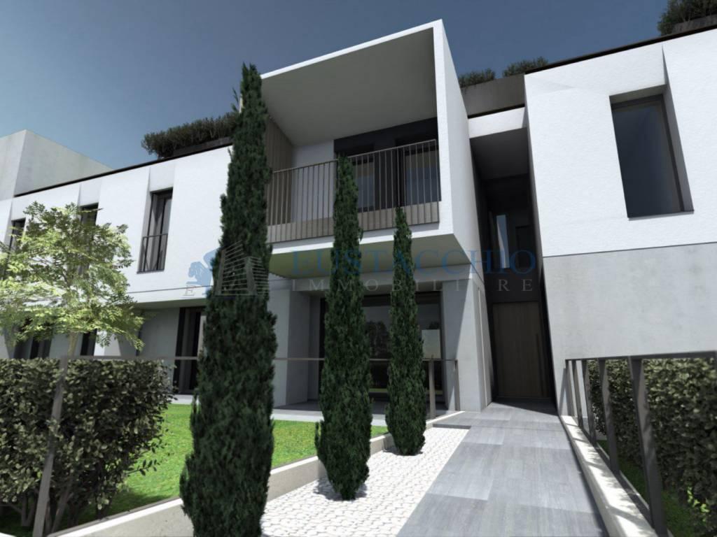 foto  4-room flat via Amilcare Ponchielli, Mozzo