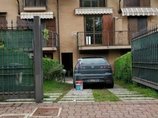 Foto - Villetta a schiera via Rivarolo Beltrama 8, Lombardore
