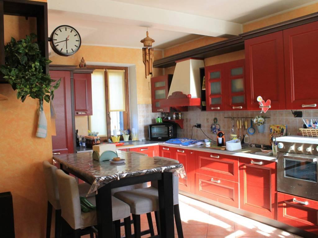 foto cucina 3-room flat good condition, ground floor, Bubbiano