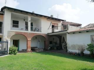 Foto - Casa indipendente via Teologo Germano 7, Borgo d'Ale