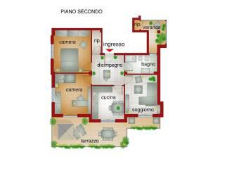 Foto - Appartamento via Siccardi 4, Verzuolo