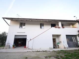 Foto - Villetta a schiera Strada Vallone, Montegranaro
