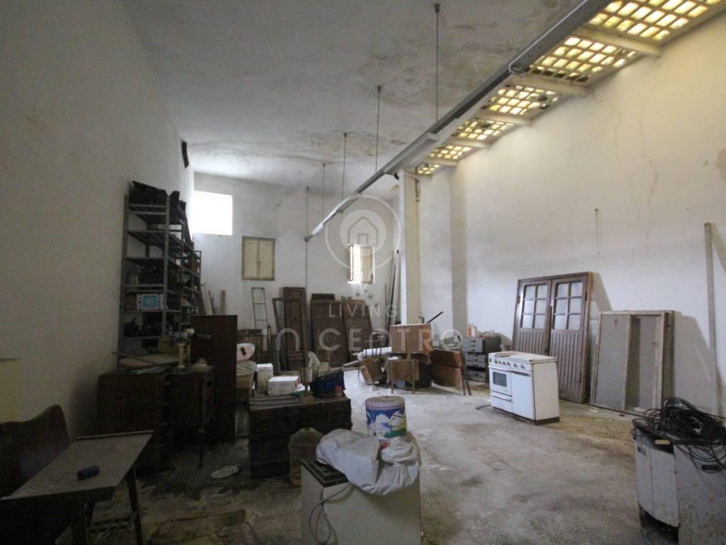 foto stato attuale Loft via della Zecca 68, Lucca